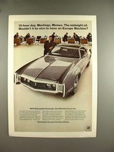 1970 Oldsmobile Toronado Car Ad - Escape Machine - $14.99