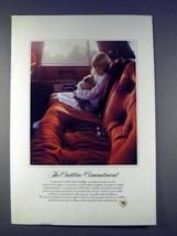 1978 Cadillac Car Ad - The Cadillac Commitment! - $14.99