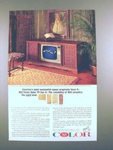 1965 RCA TV Ad - America's Successful Space Programs - $14.99
