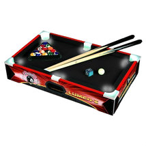 Triumph Sports Lumen X LED Lighted Table Top Billiards Game Set Age 8+  - $23.89