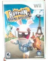 [Wii] Rayman Raving Rabbids 2 - $10.00