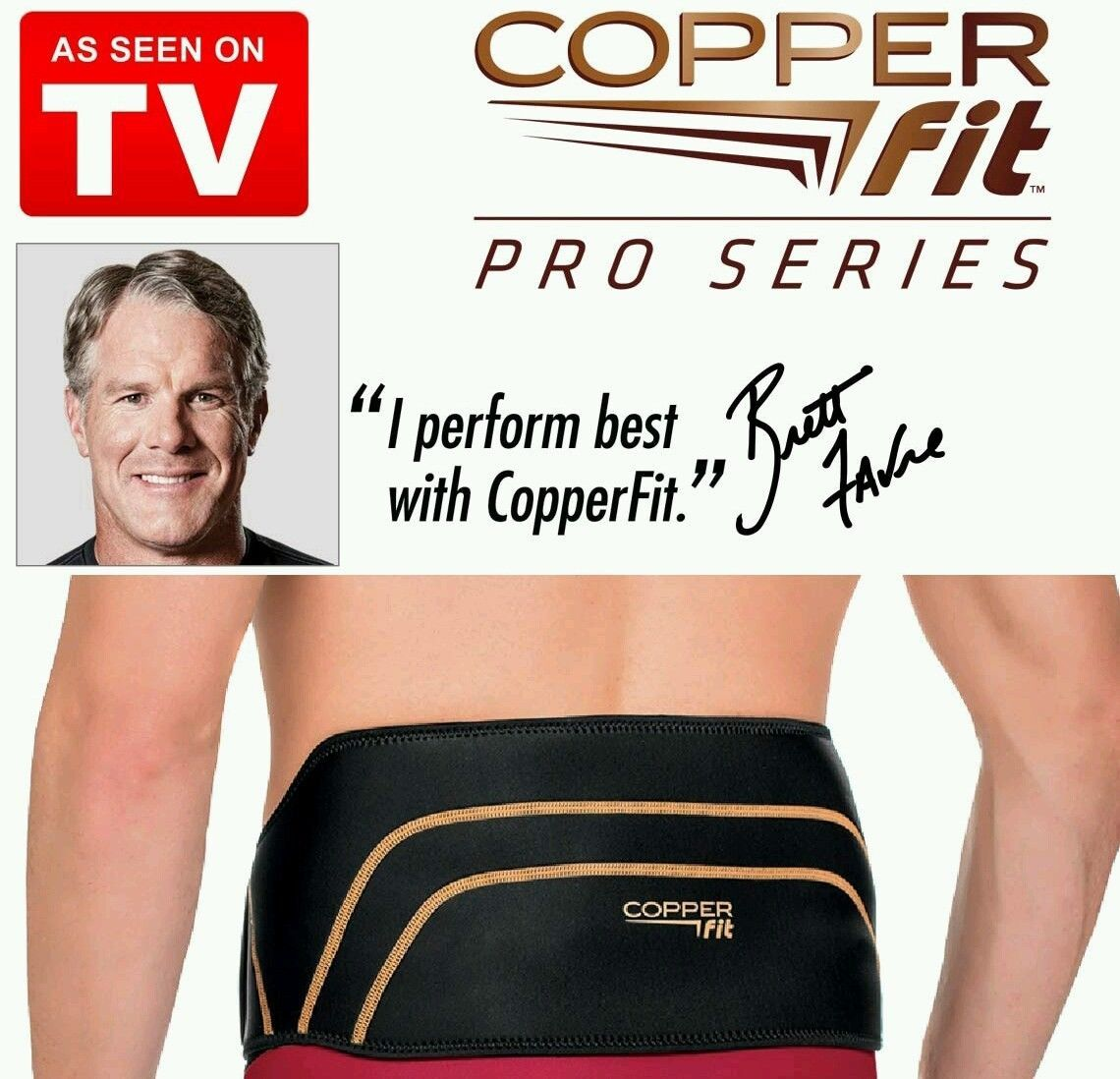 85e9b294da Copper Fit Back Pro Lower Back Support and similar items. 57