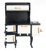 Dollhouse Miniature PA Dutch Stove - $26.23