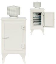 Dollhouse Miniature  Monitor Top Refrigerator - $66.82