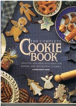 The Complete Cookie Book Cookbook - $5.99