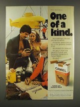 1976 Camel Filters Cigarette Ad - One of a Kind - $14.99