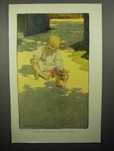 1908 Illustration by Elizabeth Shippen Green - Child - $14.99