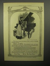 1908 Ivory Soap Ad - Piano, Wash It - $14.99