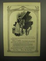 1908 Ivory Soap Ad - Piano, Wash It - $14.99