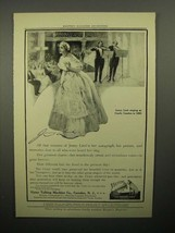 1908 Victor Phonograph Ad - Jenny Lind, Castle Garden - $14.99