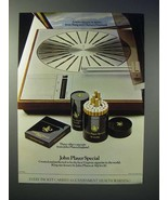 1973 John Player Special Cigarette Ad - Bang & Olufsen - $14.99