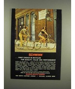 1975 Schwinn LeTour Bicycle Ad - First Choice - $14.99