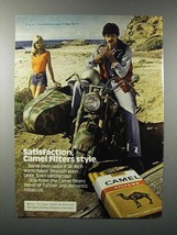 1980 Camel Filters Cigarette Ad - Satisfaction - $14.99