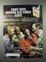 1980 Camel Cigarette Ad - Nothing Else Comes Close - $14.99