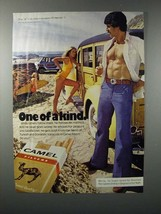 1978 Camel Cigarette Ad - One of a Kind - Beach Surfing - $14.99