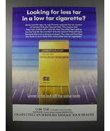 1984 Lambert & Butler Special Mild Cigarette Ad - $14.99