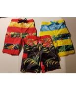 Smith's American Boys Swim Shorts Trunks Size  M5/6 NWT  - $13.59