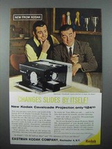 1959 Kodak Automatic Cavalcade Projector Ad! - $14.99