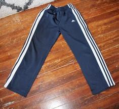 adidas sweat/track pants youth size l - $10.88