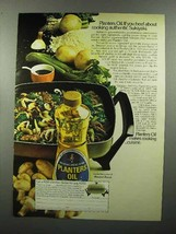 1973 Planters Oil Ad - Cooking Authentic Sukiyaki - $14.99