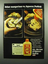 1978 Kraft Squeeze Parkay Margarine Ad - $14.99
