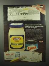 1980 Kraft Mayonnaise Ad - Make Tuna Taste Terrific - $14.99