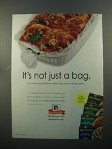 2001 McCormick Bag 'n Season Ad - Not just a Bag - $14.99