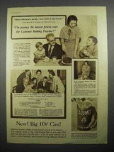 1935 Calumet Baking Powder Ad - Paying Lowest Prices - $14.99