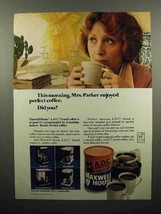 1978 Maxwell House A.D.C. Coffee Ad - Perfect - $14.99