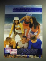 2004 Playtex Tampon Ad - Me? Miss Out on the Fun? - $14.99