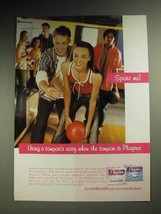 2004 Playtex Tampon Ad - $14.99