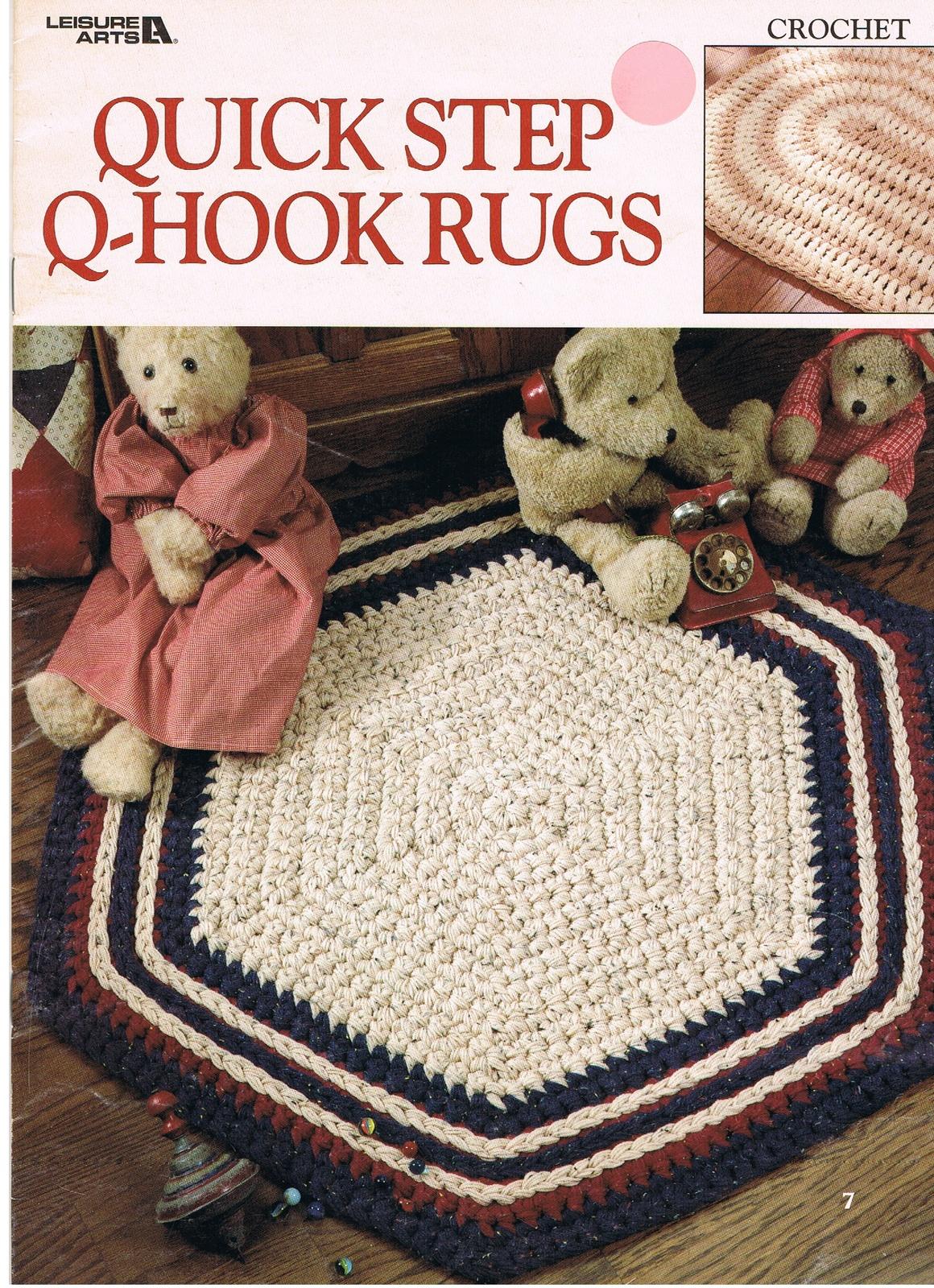 Quick step q hook rugs
