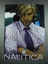 2003 Nautica Fashion Ad - $14.99