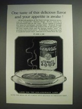 1926 Campbell's Tomato Soup Ad - Appetite is Awake! - $14.99