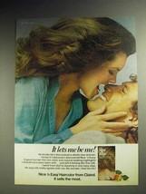 1979 Clairol Nice 'n Easy Hair Color Ad - Lets Me Be Me - $14.99