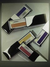 1988 Clinique Eye Shadow Makeup Ad - $14.99