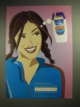 2003 Rembrandt 3-in-1 Toothpaste Ad - One and Only - $14.99