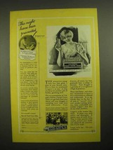 1926 Colgate's Ribbon Dental Cream Toothpaste Ad - Been Prevented - $14.99