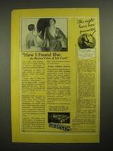 1926 Colgate's Ribbon Dental Cream Toothpaste Ad - Prevented - $14.99