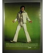 1975 Lee Olympiad European Fit Jeans, Jacket Ad - $14.99