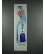 1997 Louis Vuitton Epi Leather Bag Ad - $14.99