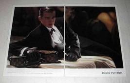 2004 Louis Vuitton Fashion Ad - $14.99