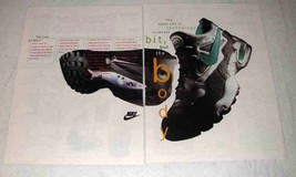 1994 Nike Air Max Shoe Ad - Basic Unit in Technology - $14.99