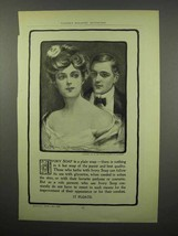 1902 Ivory Soap Ad - Is a Plain Soap - $14.99
