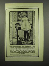 1902 Ivory Soap Ad - Sweetest Thing on Earth - $14.99