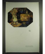 1914 Print by George Sheringham - Wu-Sin-Yin The Great - $14.99