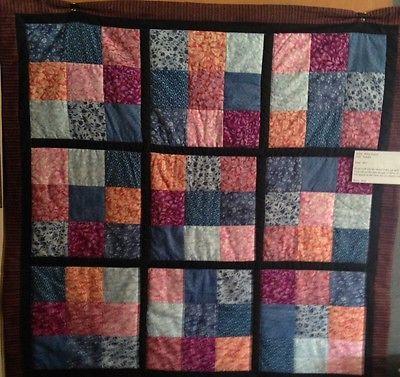 Sudoku(Quilt) by Helen Emery