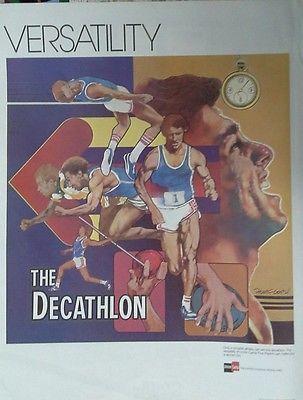 The Decathlon By Robert Goetzl