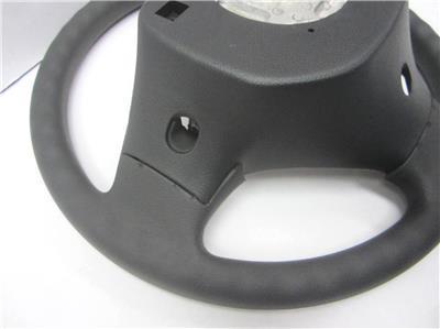 OEM 2006-2010 Hyundai Accent Hatchback Sedan Steering Wheel Black Urethane Base