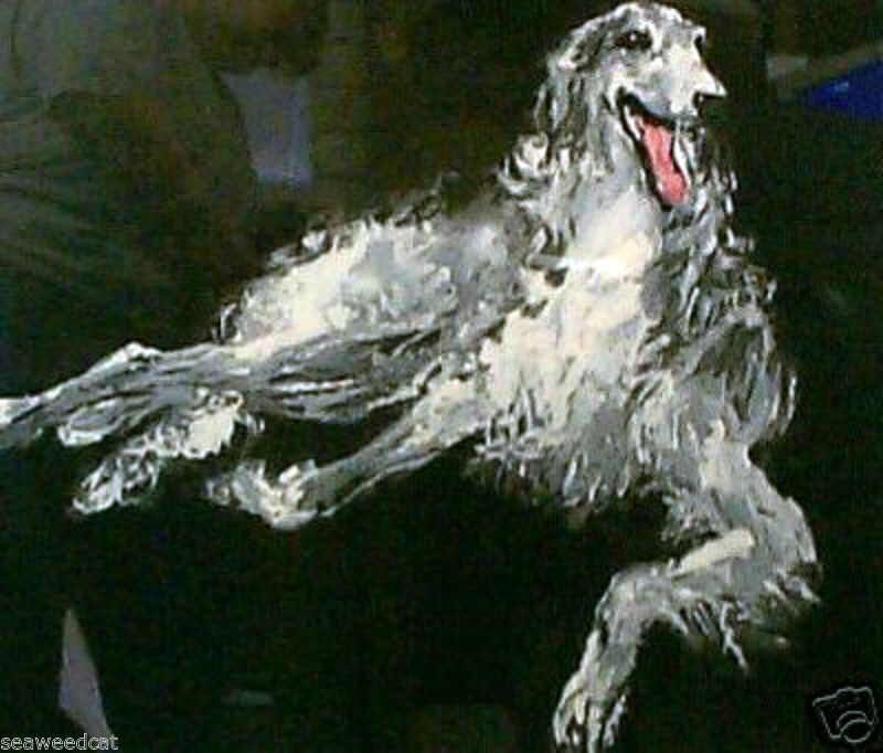 Neiman, Leroy: Borzoi art for sale